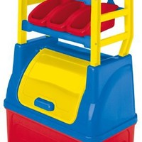 American Plastic Toy Organizer - Colors May Vary