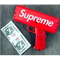 Spit money spit money toy gun, sprinkle pistol, spit money gun