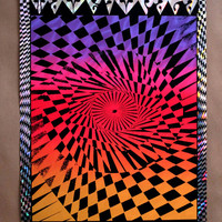 Tame Impala - Los Angeles - Official Gigposter