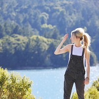 Washed Cord Overall on Free People
