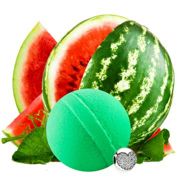 Watermelon Splash | Single Charm Bath Bomb®