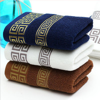 2016 35*75cm Jacquard Cotton Terry Hand Towels,Solid Decorative Elegant Embroidered Face Bathroom Hand Towels,Toallas Mano
