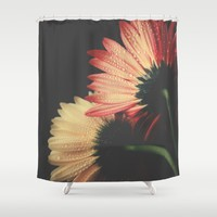 looking back Shower Curtain by Ingrid Beddoes | Society6