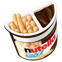 Nutella & Go 72 Packages With Each 52 Grams