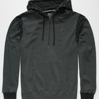 Famous Stars & Straps Alpine Mens Hoodie Grey  In Sizes