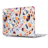 Feather Print Case for MacBook Air & MacBook Pro