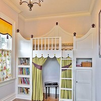 Rooms I Like / Princess loft with space under