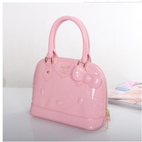 New Hello Kitty Women Shoulder bag  Hand bag Purse YE-14512B