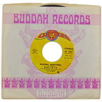 Vintage 70s Goliath Roving Minstrel Funk 45 RPM Single Record Vinyl