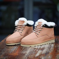 UGG Fashion Wool Snow Boots Shoes-12