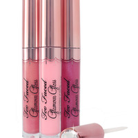 Too Faced - Glamour Gloss Volumizing Lip Gloss