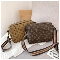 Louis Vuitton LV Sports Bag Single Shoulder Bag Slant Bag