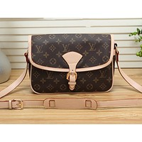 LV Female Printed Shopping Bag Single Shoulder Bag