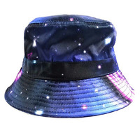 Gravitate Bucket Hat in Galaxy