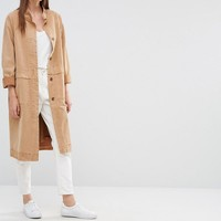 Selected | Selected Tea Long Sleeved Jacket at ASOS