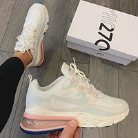 NIKE AIR MAX 270 REACT Gym shoes-10