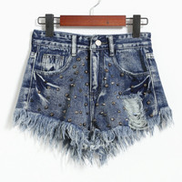 2016 Fashion Sexy Women Shorts Denim Shorts Casual Women Shorts = 4824098500