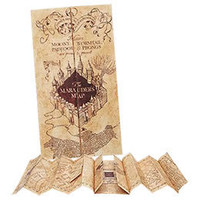Harry Potter Marauder's Map: WBshop.com - The Official Online Store of Warner Bros. Studios