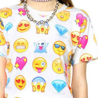 Emoji Tee - TGIFresh