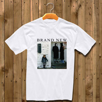 Brand New The Devil And God Are Raging Inside Me shirt for man and woman shirt / tshirt / custom shirt