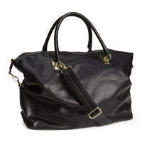 H&M - Weekend Bag - Black - Ladies
