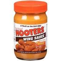 The Original Hooters® Medium Wing Sauce 12 fl. oz. Jar - Walmart.com