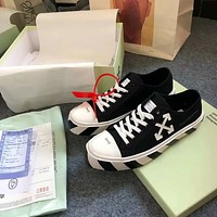 OFF WHITE Women's Men's 2020 New Fashion Casual Shoes Sneaker Sport Running Shoes