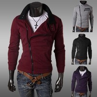 Men's Fashion Hoodies Hot Sale Men Jacket [6528649155]