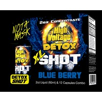 High Voltage XL Shot Blazin'