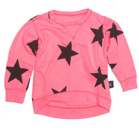 Star Pullover Pink