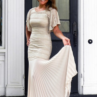Elegance and Beauty Maxi