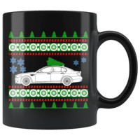2018 BMW M5 Ugly Christmas Sweater Mug