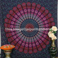 Hippie Mandala Tapestry, Hippie Tapestries, Wall Tapestries, Tapestry Wall Hanging, Indian Tapestry, Bohemian tapestries, gypsy tapestries
