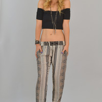 Kinsley Print Pants