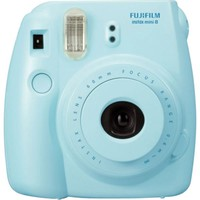 FUJIFILM Instax™ Mini 8 Camera, Blue | Staples