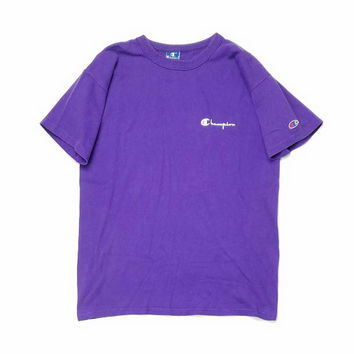 Champion T-Shirt Size Large Made In USA