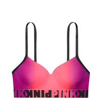 Cool & Comfy Wireless Lightly Lined Bra - PINK - Victoria's Secret