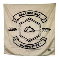 Balance And Composure Mountain Logo Natural : NSR0 : MerchNOW - Your Favorite Band Merch, Music and More