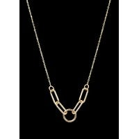 Camille Chain Link Necklace