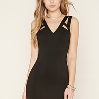 Scuba Knit Bodycon Dress