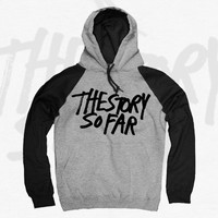 The Story so Far - Logo Athletic Hoodie (Black)