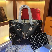 new lv louis vuitton womens leather shoulder bag lv tote lv handbag lv shopping bag lv messenger bags 665