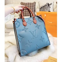 LV Louis Vuitton High Quality New Popular Women Shopping Leather Handbag Tote Crossbody Satchel Shoulder Bag
