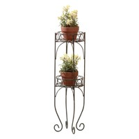 Decorative Two-tier Plant Stand