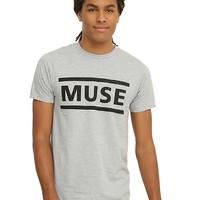 Muse Logo T-Shirt