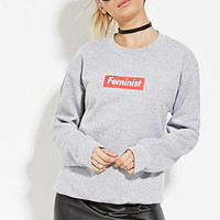 Married to the Mob Feminist Pullover