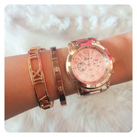 Oh... Rose Gold!