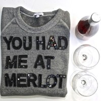 Wine Lover Sweatshirt | 35 Gifts Under $100 That Don't Look Cheap, So Get Ready To Win The Holidays