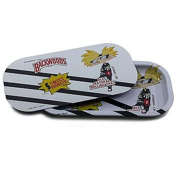 Metal Rolling Tray w/ Magnetic Lid - Hey Arnold