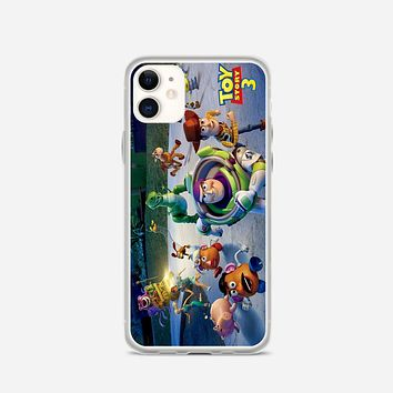 Toy Story Series 3 iPhone 11 Case